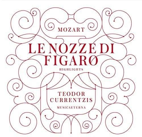 クルレンツィス/モーツァルト:歌劇「フィガロの結婚」ハイライト