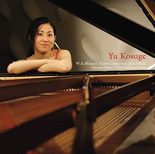 小菅優/モーツァルト:ピアノ協奏曲第9番「ジュノーム」&第21番