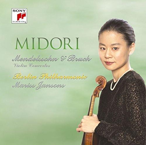 五嶋みどり/メンデルスゾーン:ヴァイオリン協奏曲/ブルッフ:ヴァイオリン協奏曲第1番