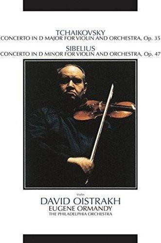 オイストラフ/チャイコフスキー:ヴァイオリン協奏曲、シベリウス:ヴァイオリン協奏曲