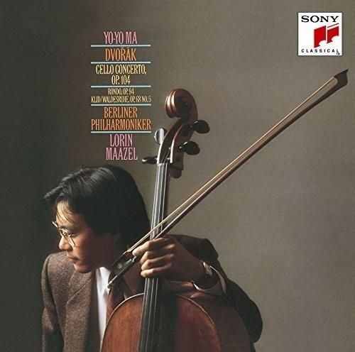 ヨーヨー・マ/ドヴォルザーク:チェロ協奏曲&森の静けさ ほか