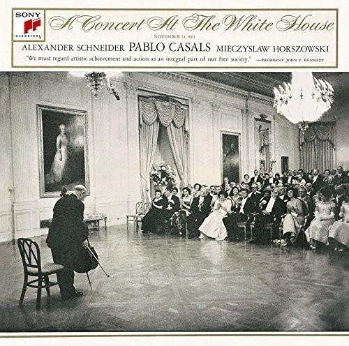 カザルス/鳥の歌〜ホワイトハウス・コンサート