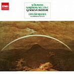 【クリックでお店のこの商品のページへ】クレンペラー/シューマン:交響曲第2番 ゲノヴェーヴァ序曲