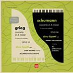 【クリックでお店のこの商品のページへ】リパッティ/シューマン&グリーグ:ピアノ協奏曲