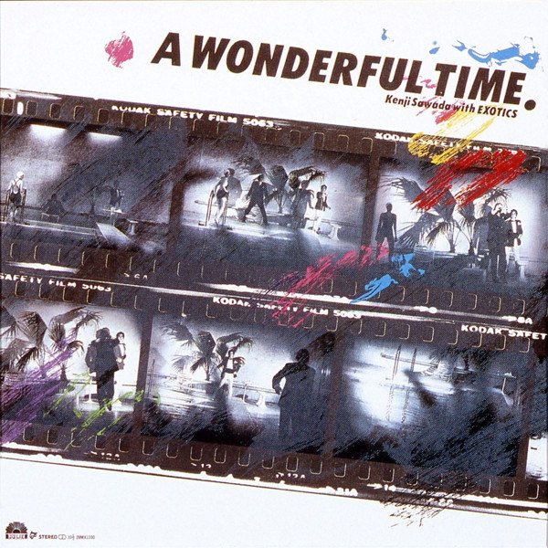 沢田研二/A WONDERFUL TIME