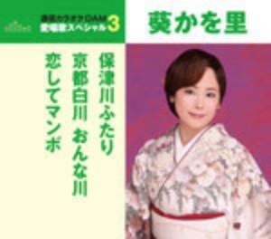 葵かを里/愛唱歌スペシャル3 保津川ふたり/京都白川 おんな川/恋してマンボ