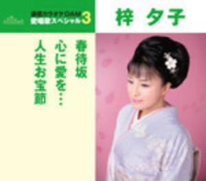 梓夕子/愛唱歌スペシャル3 春待坂/心に愛を…/人生お宝節