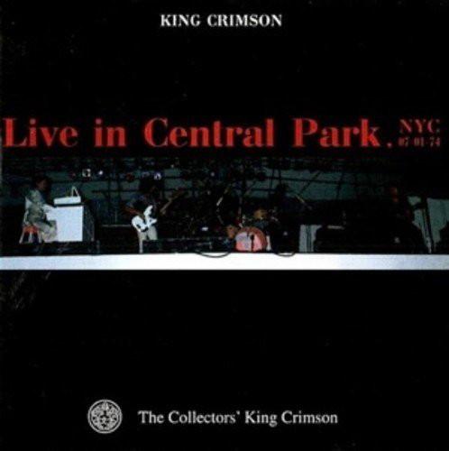 キング・クリムゾン/コレクターズ・クラブ 1974年7月1日 セントラルパーク