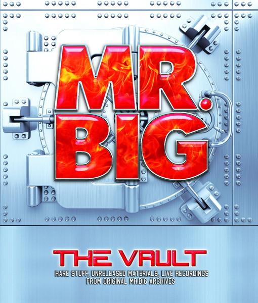 MR.BIG/ザ・ヴォルト 25周年記念オフィシャル・アーカイヴ・ボックス(2DVD付)