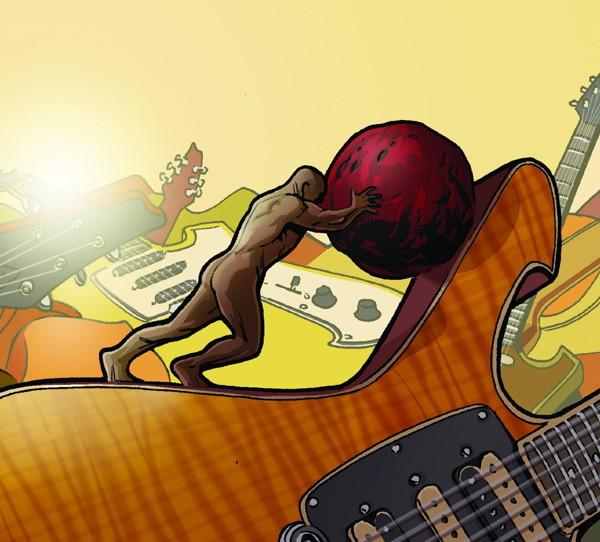 ポール・ギルバート/幸福なるシジフォス〜ストーン・プッシング・アップヒル・マン:デラックス・エディション(初回限定盤)(DVD付)
