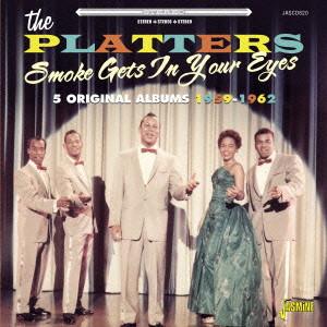 プラターズ/煙が目にしみる/スモーク・ゲッツ・イン・ユア・アイズ