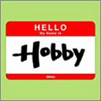 【クリックでお店のこの商品のページへ】マイ・ネーム・イズ・ホビー:ホビー・デス