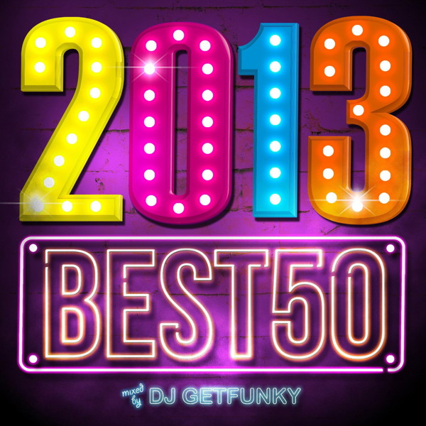 2013 BEST 50 mixed by Getfunky