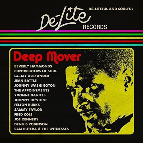 De-Liteful And Soulful-Deep Mover