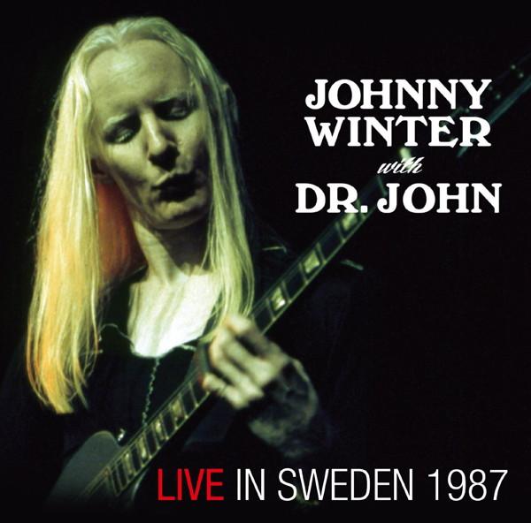 ジョニー・ウィンター&ドクター・ジョン/ライヴ・イン・スウェーデン 1987