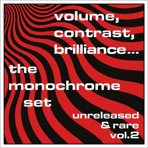 モノクローム・セット/ヴォリューム、コントラスト、ブリリアンス…VOL.2/アンリリースト・アンド・レア