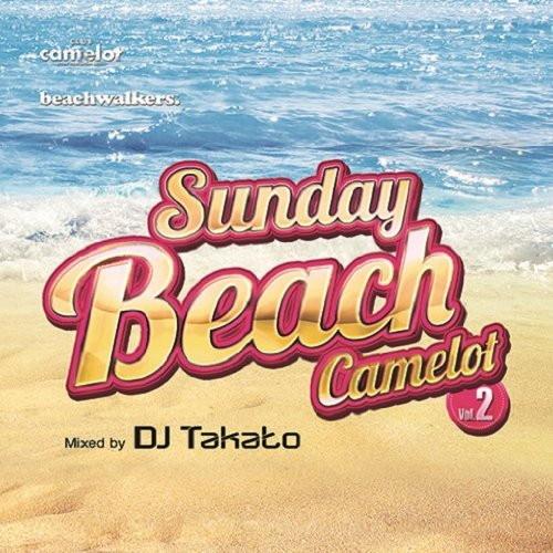 Sunday Beach camelot 2