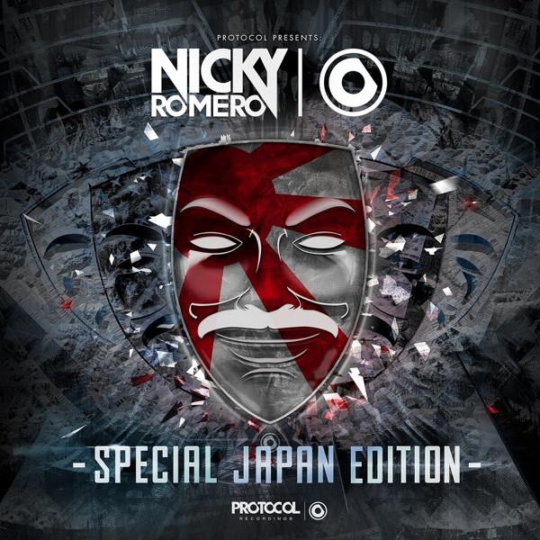 ニッキー・ロメロ/PROTOCOL PRESENTS:NICKY ROMERO-SPECIAL JAPAN EDITION-