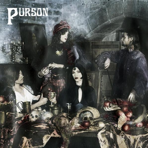 プルソン/ザ・サークル・アンド・ザ・ブルー・ドアー