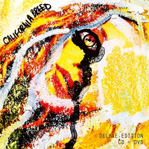 カリフォルニア・ブリード/カリフォルニア・ブリード(初回限定盤)(DVD付)