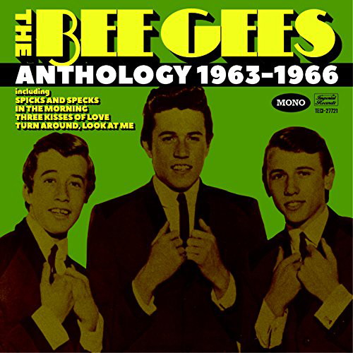 ビー・ジーズ/BEE GEES EARLY YEARS BEST 1963-1966