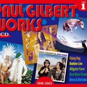 ポール・ギルバート/ポール・ギルバート・ワークス vol.1