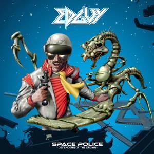 エドガイ/スペース・ポリス-ディフェンダーズ・オヴ・ザ・クラウン(初回限定盤)