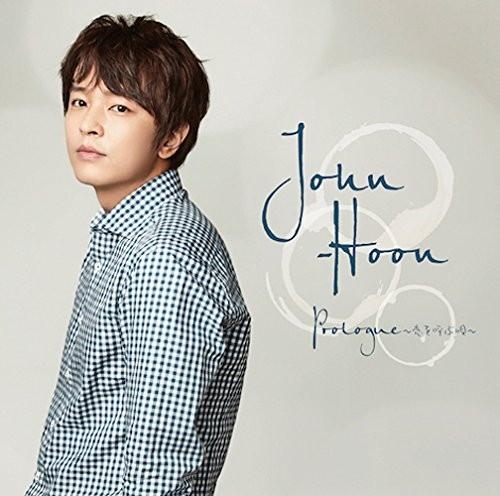 ジョンフン/Prologue〜恋を呼ぶ唄〜(初回限定盤A)(DVD付)