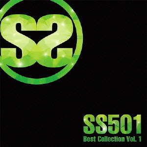 SS501/SS501 Best Collection Vol.1(DVD付)