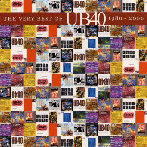 UB40/ザ・ヴェリー・ベスト・オブ・UB40 1980-2000