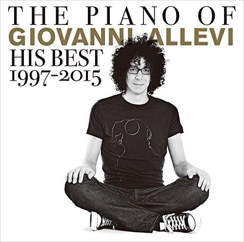 ジョヴァンニ・アレヴィ/THE PIANO OF GIOVANNI ALLEVI His Best 1997-2015(初回限定盤)(DVD付)