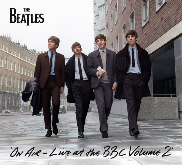 ビートルズ/オン・エア〜ライヴ・アット・ザ・BBC Vol.2