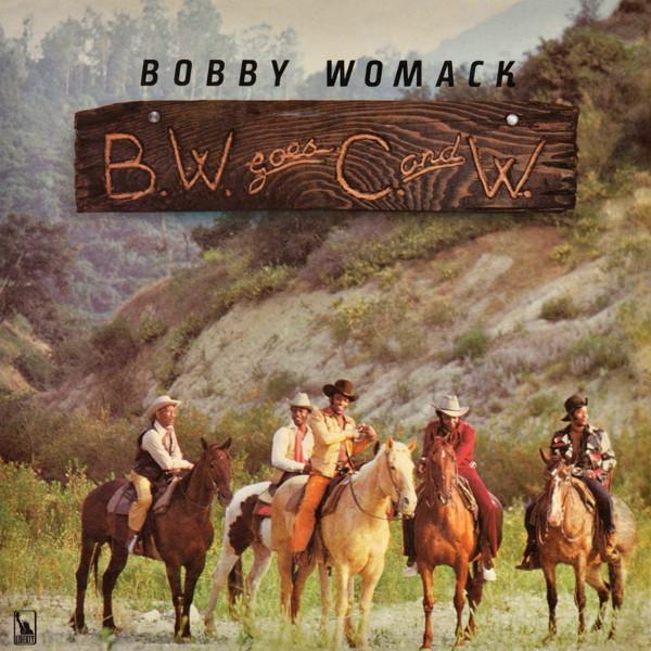 ボビー・ウーマック/ボビー・ウーマック・ゴーズ・カントリー&ウエスタン