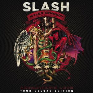 スラッシュ/アポカリプティック・ラヴ〜ツアー・デラックス・エディション(DVD付)