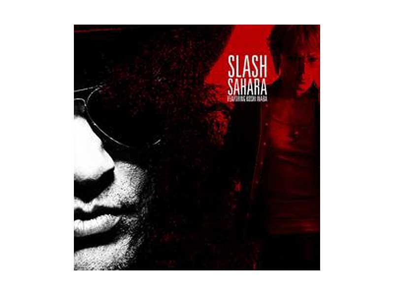 スラッシュ/SAHARA〜feat.稲葉浩志