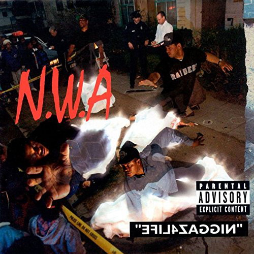 N.W.A/Niggaz4Life(+100 Miles and Runnin')