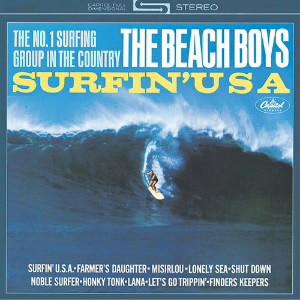 ビーチ・ボーイズ/サーフィン・U.S.A.