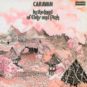 キャラヴァン/グレイとピンクの地(紙ジャケット仕様)
