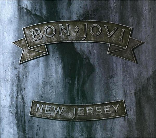 ボン・ジョヴィ/NEW JERSEY(DVD付)