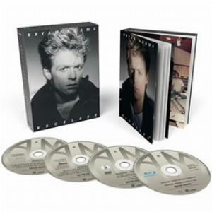 ブライアン・アダムス/レックレス(30周年記念盤 スーパー・デラックス・エディション)(DVD+Blu-ray Audio付)
