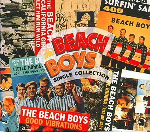 ビーチ・ボーイズ/ビーチ・ボーイズ・US シングル・コレクション
