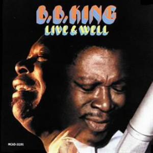 B.B.キング/ライヴ&ウェル+1