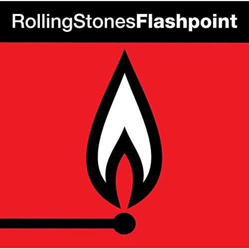 ローリング・ストーンズ/フラッシュポイント(発火点)(紙ジャケット仕様)