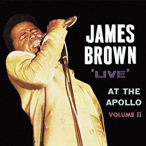 ジェームス・ブラウン・バンド/ライヴ・アット・ジ・アポロ Vol.2(紙ジャケット仕様)