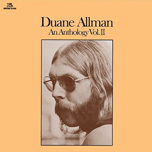 デュアン・オールマン/アンソロジー Vol.II(紙ジャケット仕様)