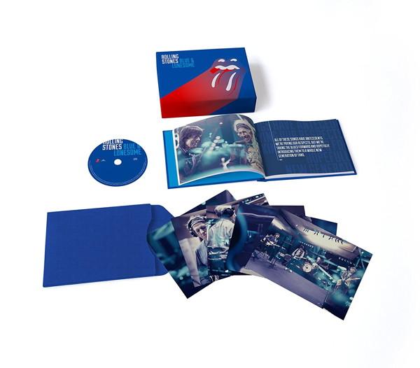 ローリング・ストーンズ/ブルー&ロンサム(初回限定盤)