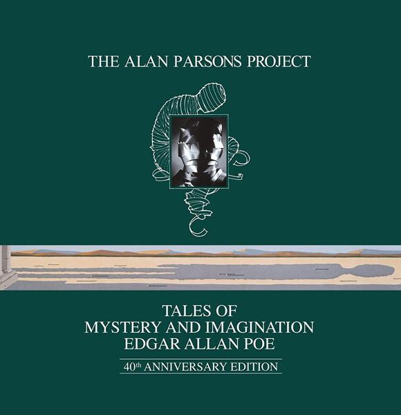 アラン・パーソンズ・プロジェクト/怪奇と幻想の物語-40周年記念エディション(完全生産限定盤)(Blu-ray Disc+2LP付)