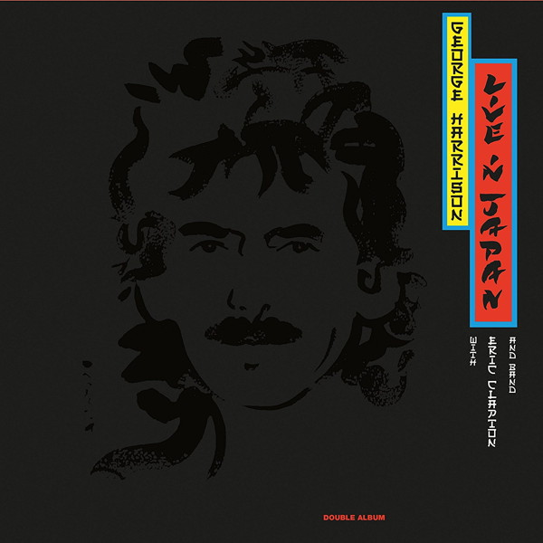 ジョージ・ハリスン/ライヴ・イン・ジャパン(紙ジャケット仕様)