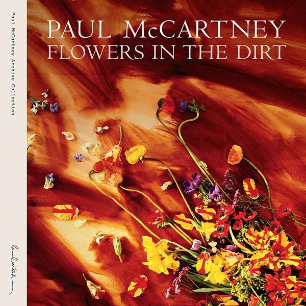 ポール・マッカートニー/フラワーズ・イン・ザ・ダート(デラックス・エディション)(完全生産限定盤)(DVD付)