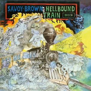 サヴォイ・ブラウン/地獄行き列車(紙ジャケット仕様)